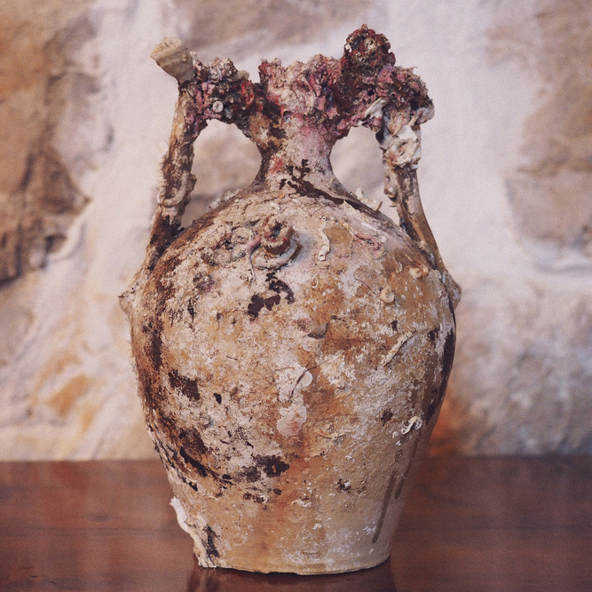 ancient wine amphora